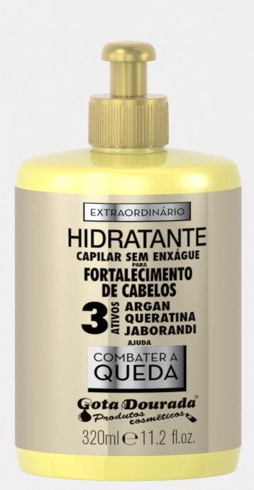 CREME PENTEAR EXTRAORDINÁRIO 3 ATIVOS 320G
