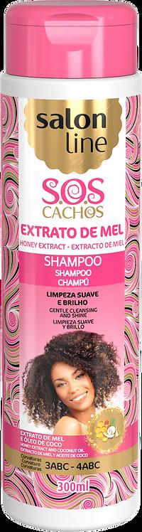 SOS SHAMPOO MEL CACHOS INTENSOS 300ML