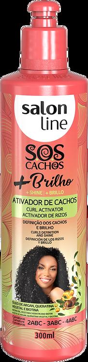 SOS ATIVADOR +BRILHO  300ML