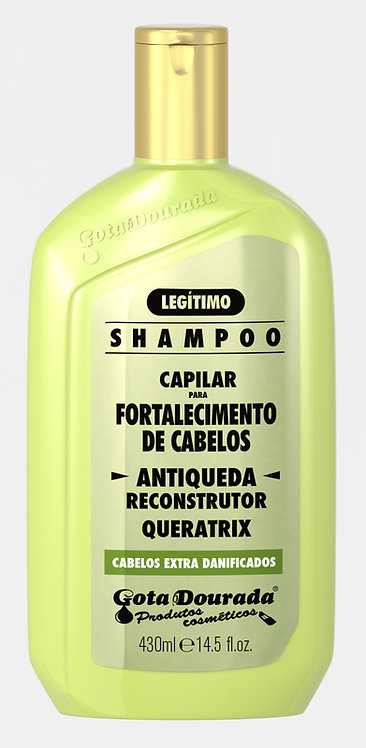 SHAMPOO FORTALECIMENTO ANTI-QUEDA - QUERATRIX 430ML