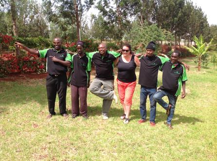 The Junction Campsite Team Members