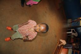 Shalom Orphanage orphan
