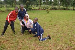 Tumaini Junior School Children
