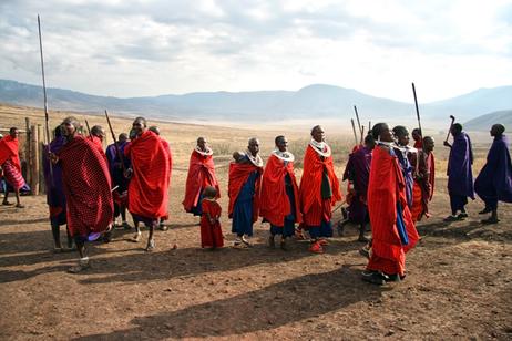 Maasi Tribes