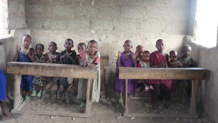 Classroom at Shalom Orphanage