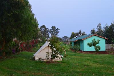 Camping Safari at the Junction Campsite