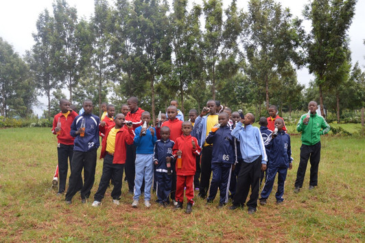 Tumaini Junior School Group Shot