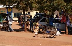 Local Tanzanian Market