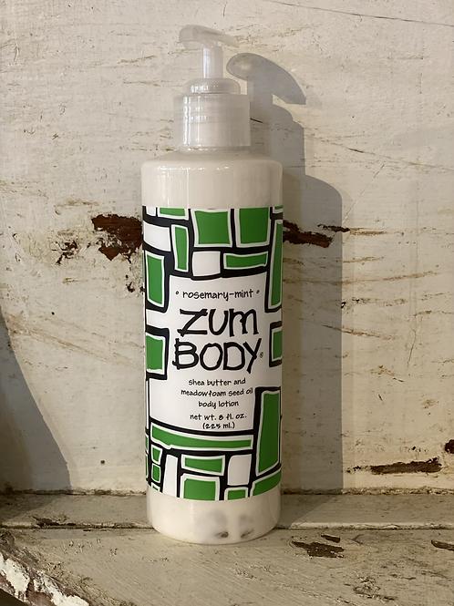 ZUM lotion *rosemary-mint*