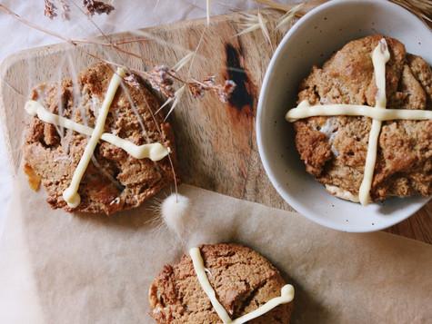 Paleo Tahini Cookies