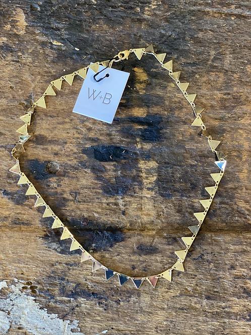 Whiskey + Bone Necklace