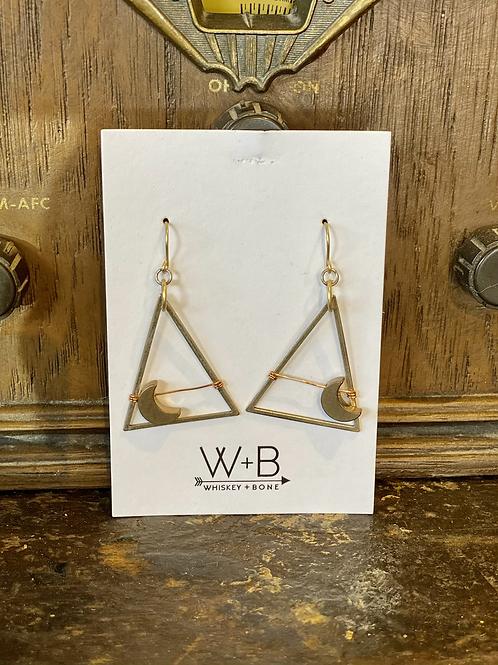 Whiskey + Bone Earrings