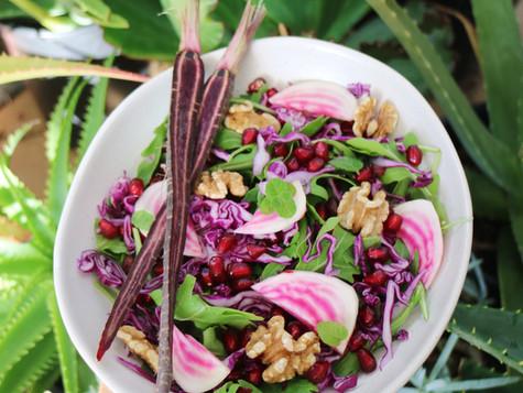 Polyphenol Summer Salad
