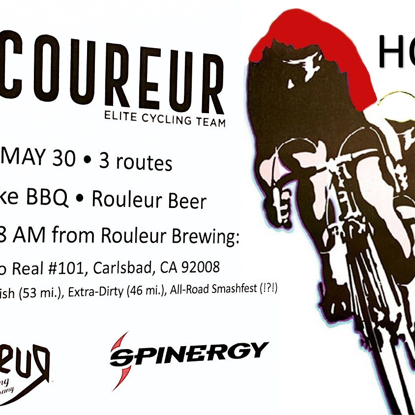 The Coureur Holiday Ride