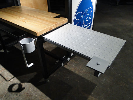 Removable Tool Table