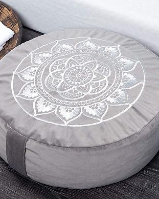 Buckwheat Meditation Cushion.jpg