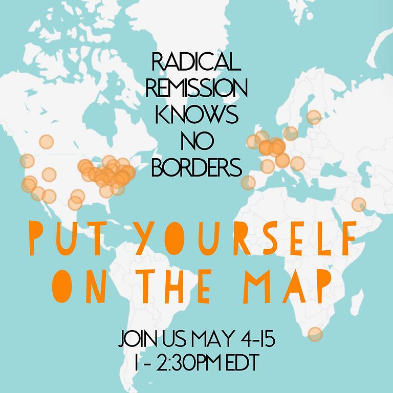 1PM : Radical Remission Live Stream Workshop ONE