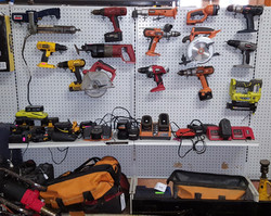 Used Power Tools For Sale