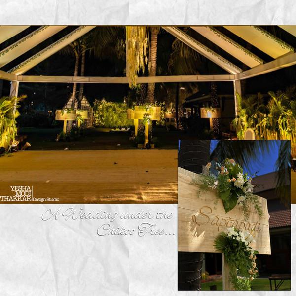 Entrance - A Walk through the seven vows
