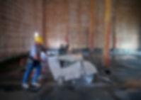 SNB Sciage de béton, sciage de plancher
