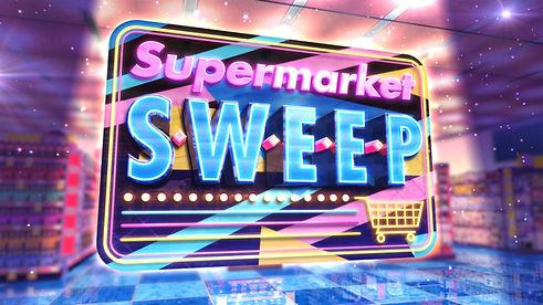 Supermarket Sweep High Res Logo On BG.jp