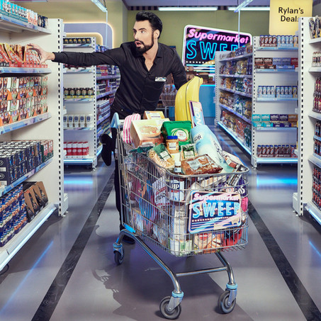 SUPERMARKET SWEEP RETURNS WITH A NEW HOME ON ITV