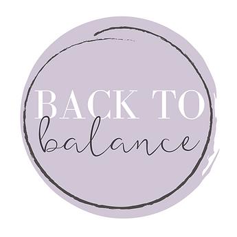 Back to Balance: Weight Loss & Wellness Program for Women