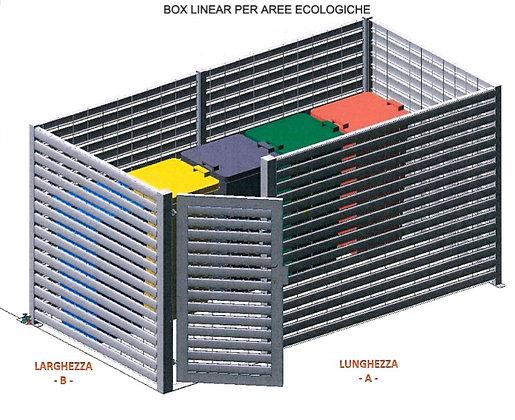 BOX LINEAR _LIBRA