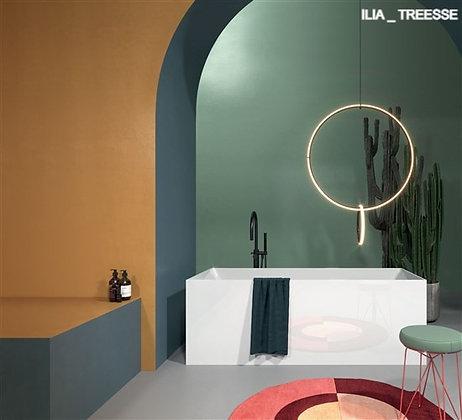 vasca da bagno, ILIA _ TREESSE