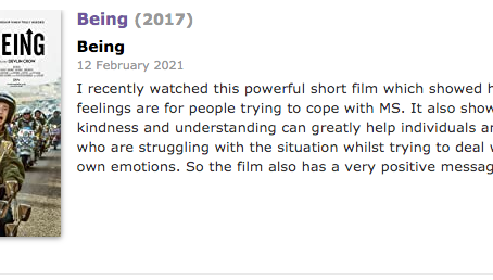 New Review of Being
