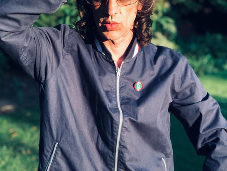 Richard Ashcroft and Being endorsement.