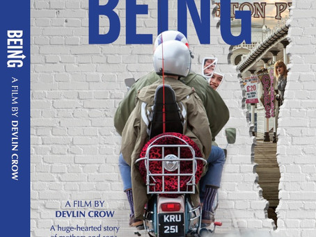 New Being Blu-ray Limited to only 90