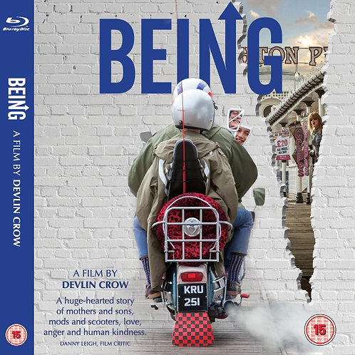 2nd batch of the Being Blu-ray
