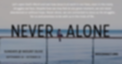 Never Alone promo graphic.png