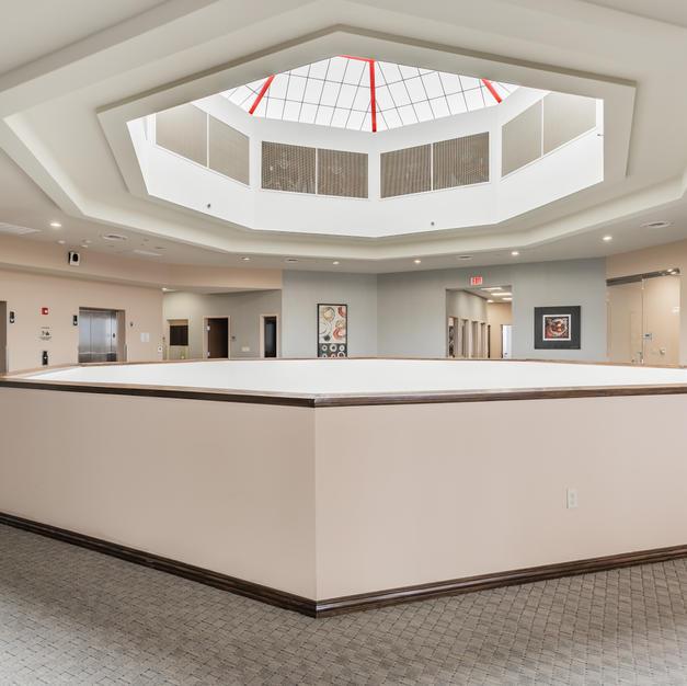 3rd Floor Atrium