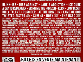 Cradle of Filth Confirmed to play at Amnesia Rockfest!