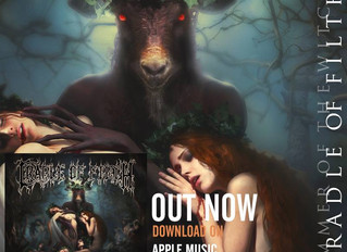 'Hammer Of The Witches' - OUT NOW!