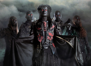 CRADLE OF FILTH announce new album details plus UK & Ireland tour!