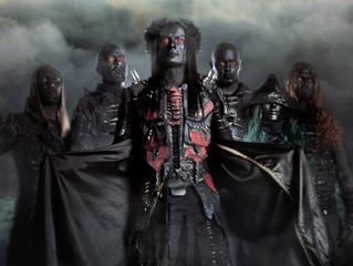 CRADLE OF FILTH announce new album details plus UK & Ireland tour!