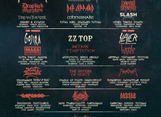 Cradle of Filth confirmed for Hellfest 2019!