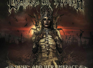 Pre-order your copy of 'Dusk... And Her Embrace - The Original Sin' NOW! Released via Cacoph