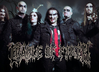Cradle of Filth 2018/2019