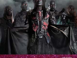 Cradle of Filth confirmed to play atGodiva Festival 2018!