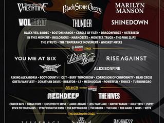 Cradle of Filth confirmed for Download Festival UK!