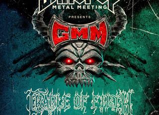 Cradle of Filth confirmed for Graspop Metal Meeting 2019!