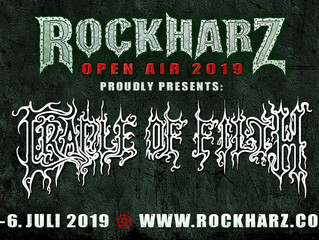 Cradle of Filth to play RockHarz 2019!
