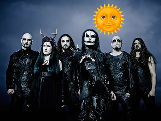 Noisey Music asked Dani Filth to decide on 2015's Sound of the Summer