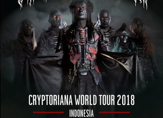 Cradle of Filth to play Indonesia!