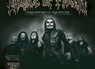 Cradle Of Filth Finally Return to North America!