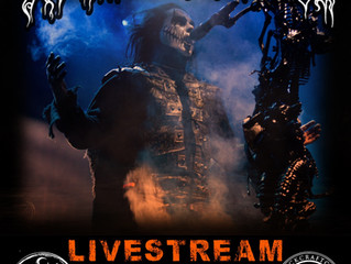 Live Stream - May 12th 2021